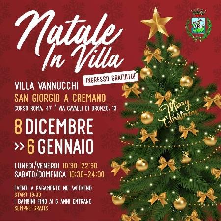 Natale in Villa
