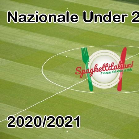 Nazionale Under 21 2020/2021