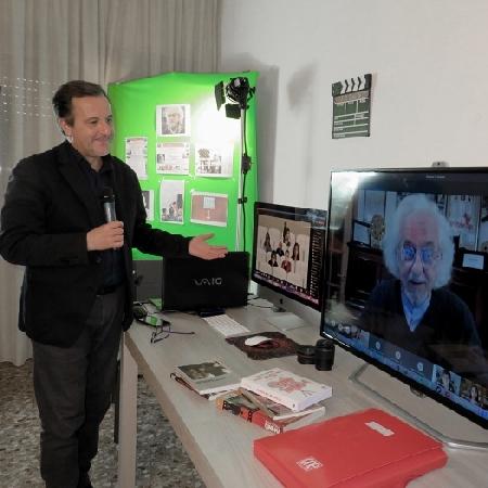 Orientale, Pino Sondelli ospite del Laboratorio di Giordano in modalità DAD