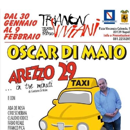 Oscar Di Maio in Arezzo 29 ... a tre minuti
