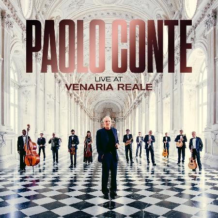 Paolo Conte - cover Live At Venaria Reale