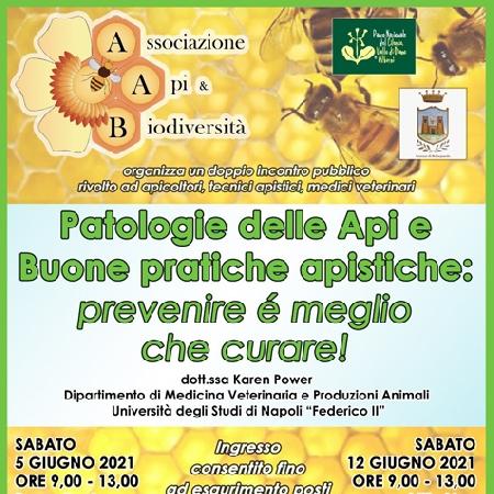 Patologie delle api e buone pratiche apistiche