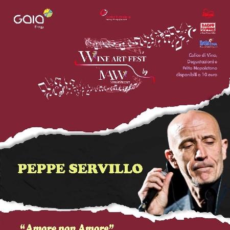 Peppe Servillo in concerto
