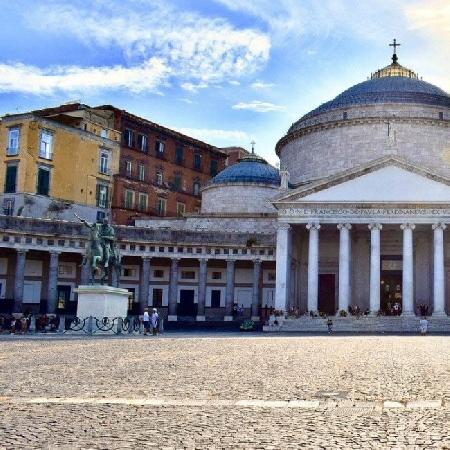 Piazza Plebiscito - Napoli