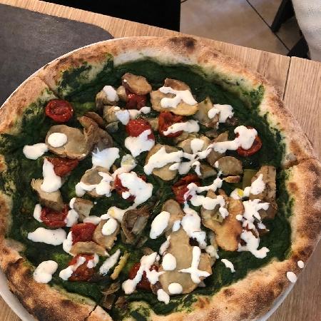 Pizza Simbiotica