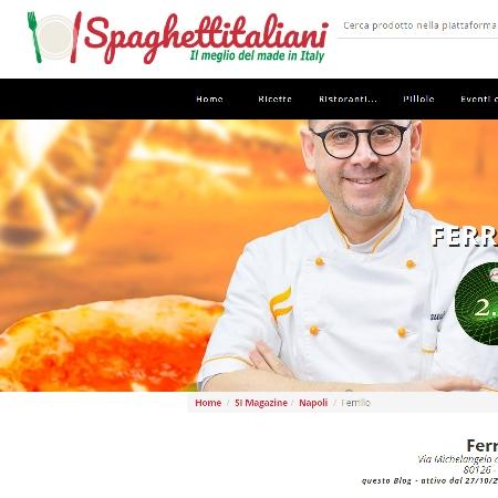 Pizzeria Ferrillo 2.0