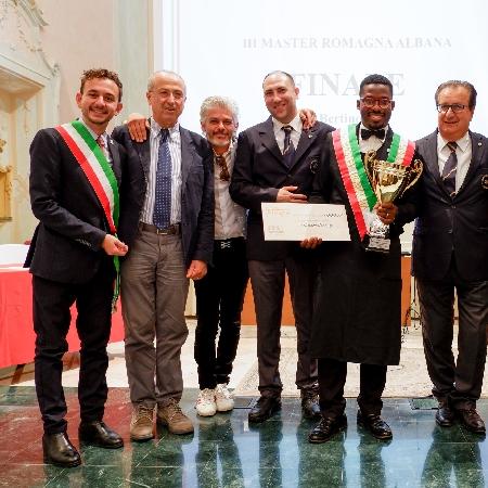 Premiazione III Edizione del Master dell'Albana