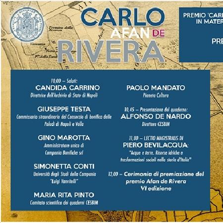 Premio Carlo Afan De Rivera