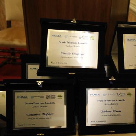 Premio di giornalismo Francesco Landolfo