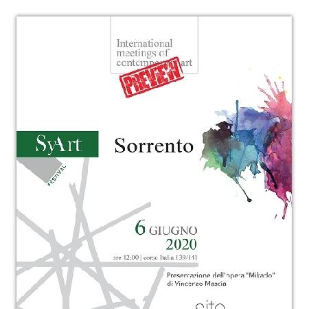Presentazione della quarta edizione del SyArt Sorrento Festival