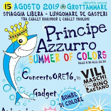 Principe Azzurro - Summer of Colors