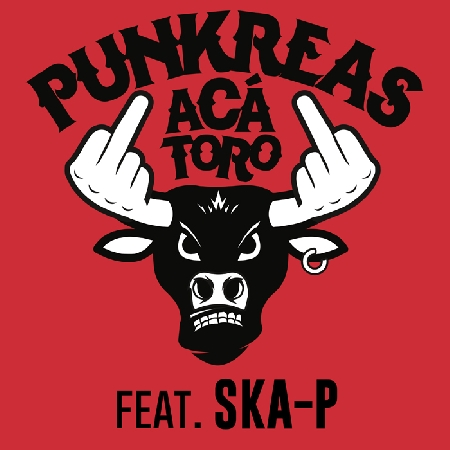 Punkreas - single cover Aca Toro feat Ska P