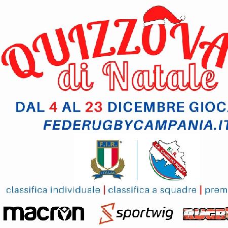 QuizzOvale di Natale con FIR Campania