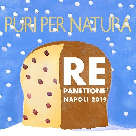 Re Panettone Napoli 2019