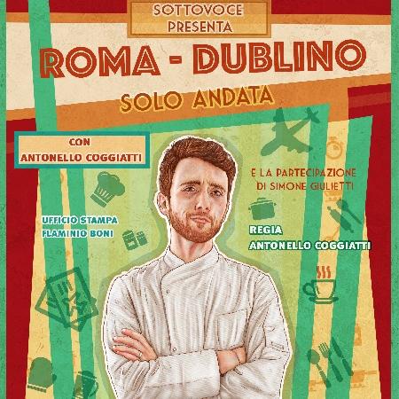 Roma - Dublino: solo andata