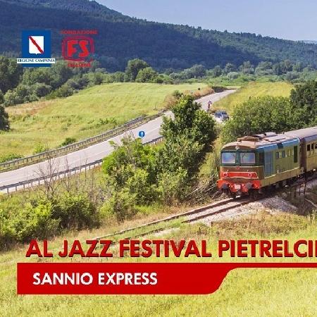 Sannio Express per il Jazz'in - domenica 28 luglio