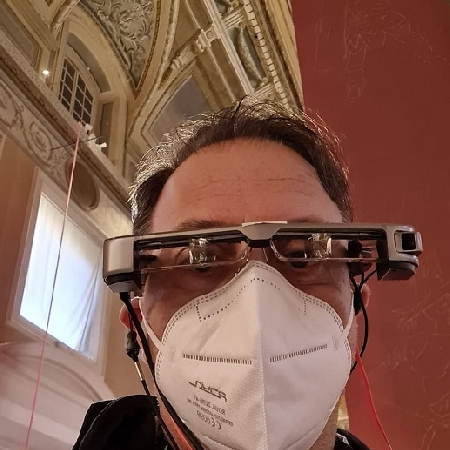 Smart Glasses per la mostra Gladiatori, nuove tecnologie per vivere l'esposizione del MANN