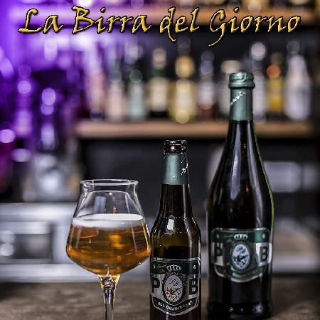 Special Ale in bottiglia da 33 cl e da 75 cl, birra artigianale prodotta da Paul Bricius di Vittoria (RG)