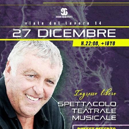 Spettacolo con Maurizio Mattioli