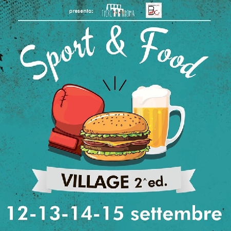 Sport and Food Village