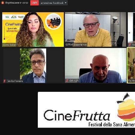Svelati i vincitori di Cinefrutta 2021