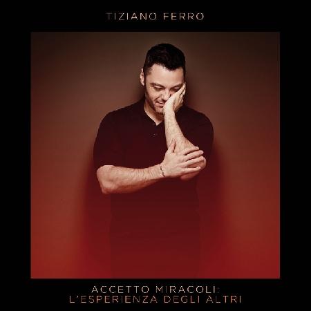 Tiziano Ferro - Accetto miracoli: l'esperienza degli altri - cover art by -Paolo De Francesco