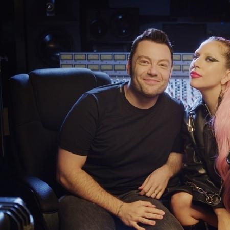 Tiziano Ferro e Lady Gaga