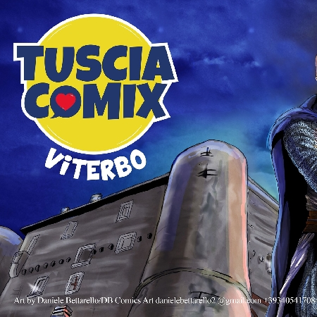 Tuscia Comicx