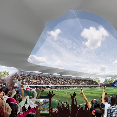 Uno Stadio per Parma, ispirato da Parma