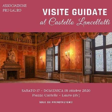 Visite guidate al Castello Lancellotti