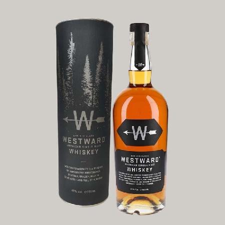 Westward America Single Malt Whiskey