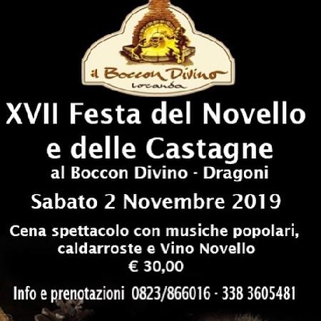 XVII Festa del Novello e delle Castagne