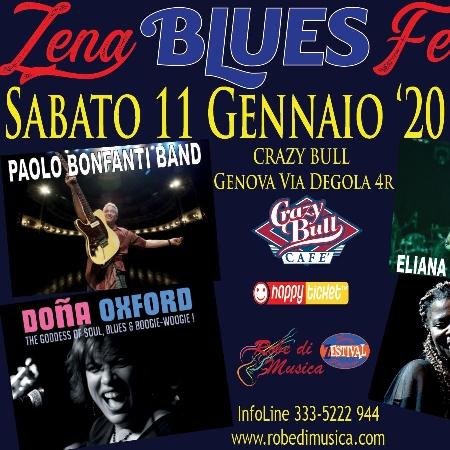 Zena Blues Festival