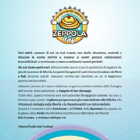 Zeppola Day