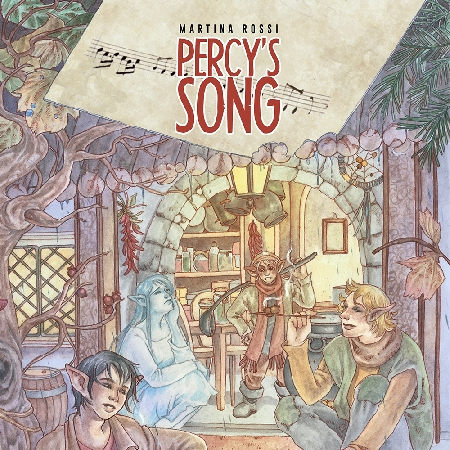 cover Percy's song