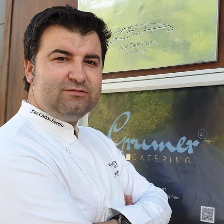 lo chef castigliano Juan Carlos Benito